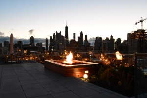 600 West Chicago Roof Deck (2)