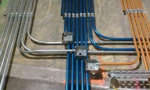 Multiple System Underfloor Conduit (1)