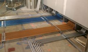 Multiple System Underfloor Conduit (3)