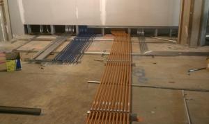 Multiple System Underfloor Conduit (7)