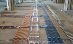 Multiple System Underfloor Conduit (8)