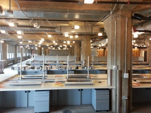 Trading Firm Tenant Buildout (5)